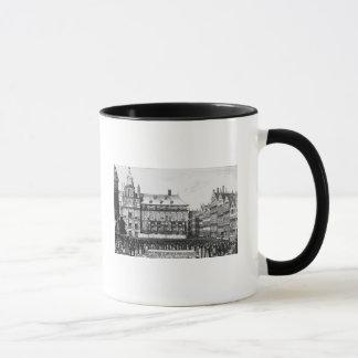 Proclamation of the peace mug