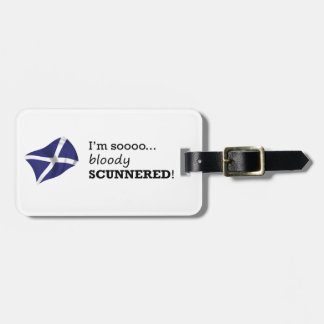 Products that capture great Scottish slang Bag Tag
