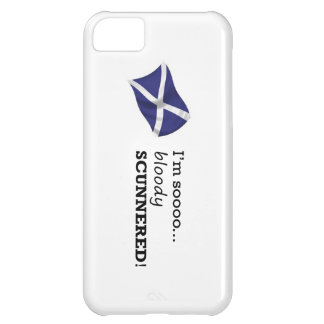 Products that capture great Scottish slang iPhone 5C Case