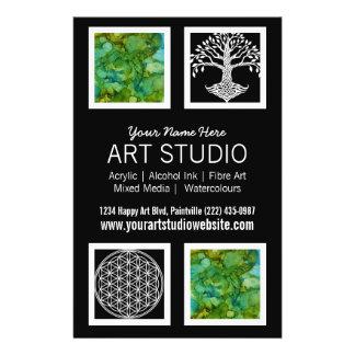 Professional Artist Business Handout