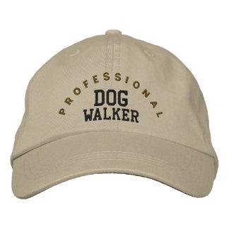 Professional Dog Walker Hat Embroidered Hat