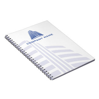 Professional, stylish real estate or construction… spiral notebooks