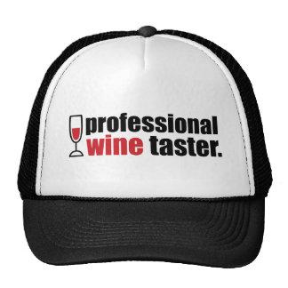 Professional Wine Taster Trucker Hat