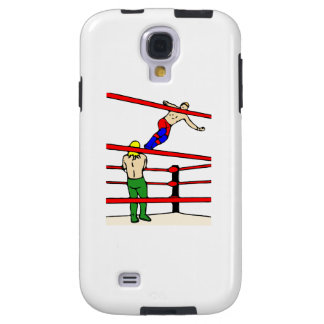 Professional Wrestling Galaxy S4 Case