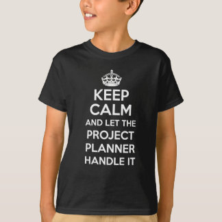 PROJECT PLANNER T-Shirt