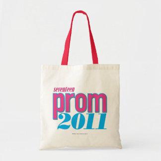 Prom 2011 - Aqua Tote Bag