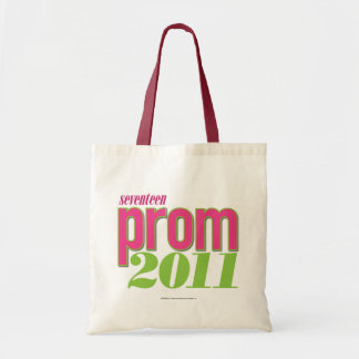 Prom 2011 - Green Tote Bag