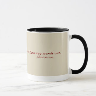 Proofreader's Coffee Mug