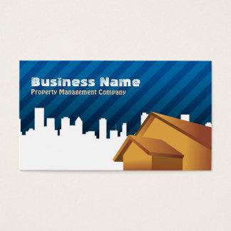 Custom property management business cards zazzleconz for Business card management
