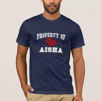 Property of Aisha T-Shirt