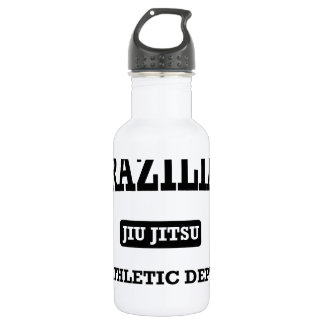 Property of Brazilian Jiu Jitsu Atheltic Departmen 532 Ml Water Bottle