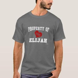 Property of Elijah T-Shirt