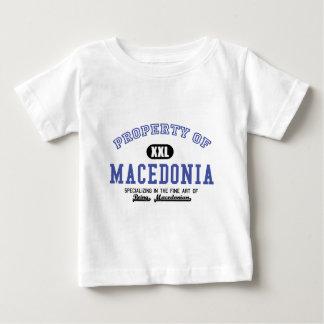 Property of Macedonia Baby T-Shirt