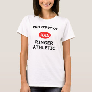 PROPERTY OF RINGER ATHLETIC T-Shirt
