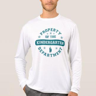 Property of the Kindergarten Department T-Shirt
