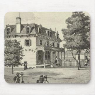Property of Wm V Reid, Villa Park, NJ Mouse Pad