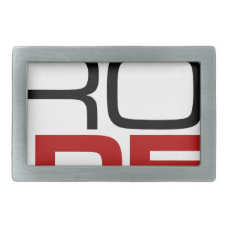 ProRide Branded Merchandise Belt Buckles