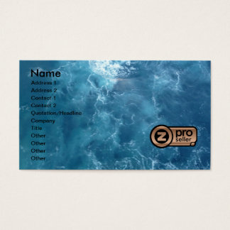 ProSeller Fine Art Business Card 3D