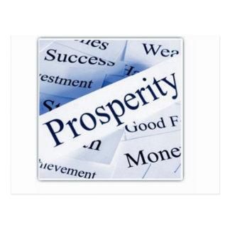 Prosperity Postcard