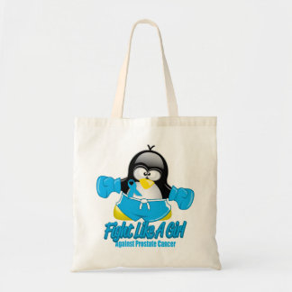Prostate Cancer Fighting Penguin