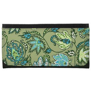 Protea Batik Hawaiian Floral Wallets