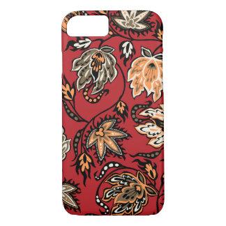 Protea Batik Hawaiian Tropical Floral iPhone 8/7 Case