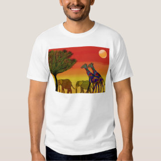 Protect our habitat Animals T-shirt