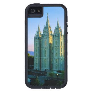 Protective Phone Temple Salt Lake City iPhone 5 Case