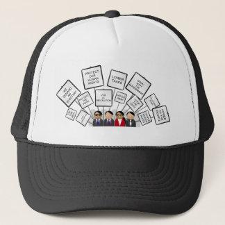 Protest Trucker Hat