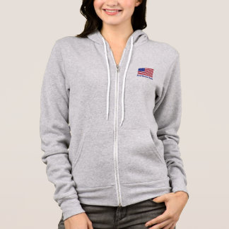 Proud American Nurse-Obstetrics (customizable) Hoodie