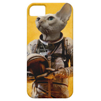 Proud astronaut iPhone 5 covers