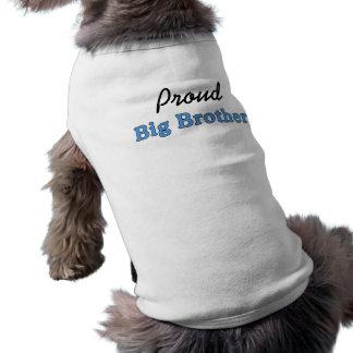 Proud Big Brother - Dog T-shirt