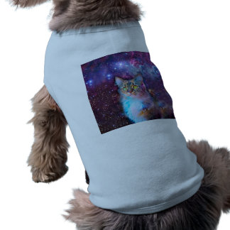 Proud Cat With Space Background Shirt