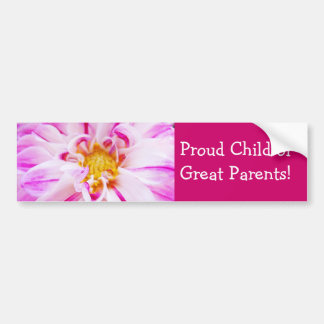 Proud Child of Great Parents! bumper stickers