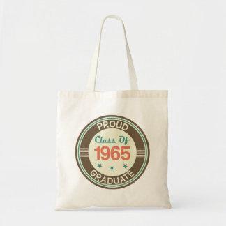 Proud Class of 1965 Graduate Tote Bag