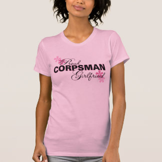 Proud Corpsman Girlfriend T-Shirt