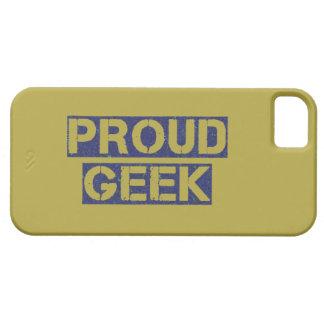 Proud Geek iPhone 5 Case