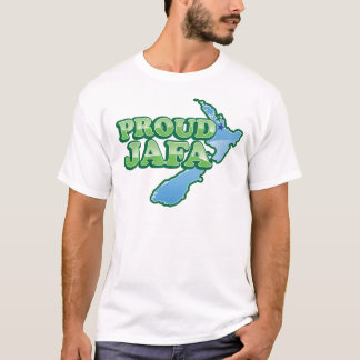 PROUD JAFA  (just another F****** Aucklander) T-Shirt