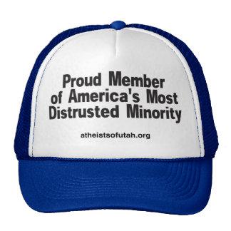 Proud Member Baseball Cap Mesh Hats