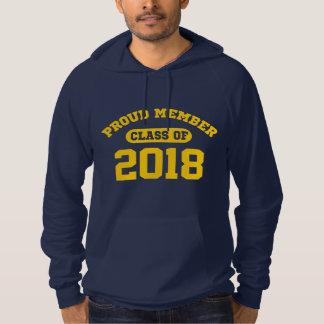 Proud Member Class Of 2018 Hoodie