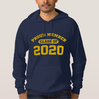 Proud Member Class Of 2020 Hooded Pullover