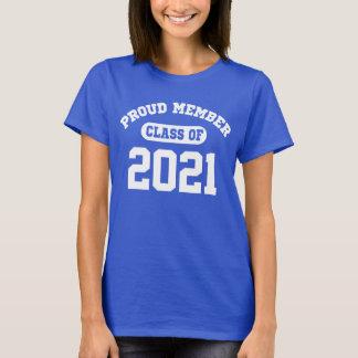 Proud Member Class Of 2021 T-Shirt