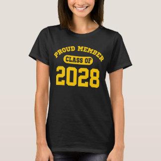 Proud Member Class Of 2028 T-Shirt