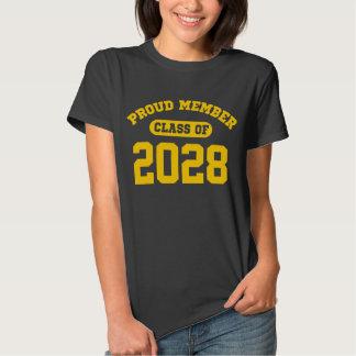 Proud Member Class Of 2028 T Shirts