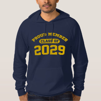 Proud Member Class Of 2029 Hooded Pullover