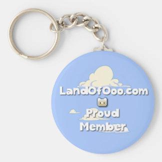Proud Member Keychain