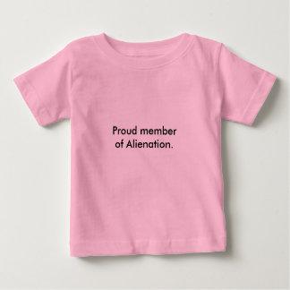 Proud member of Alienation T-shirt