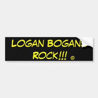 Proud member of Bogan's Heroes Car Bumper Sticker