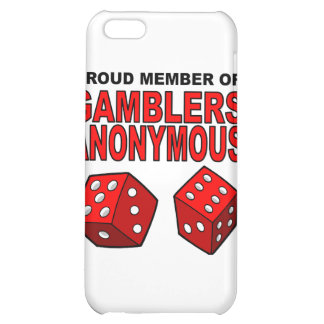 Proud Member of Gamblers Anonymous iPhone 5C Cases