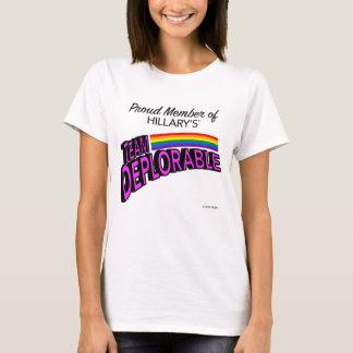 Proud Member of Team Deplorable T-Shirt